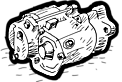 Starter Motors for Sportster 1981→ and Big Twin 1989→