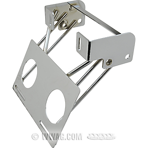 Bracket for Fat Bob Taillights