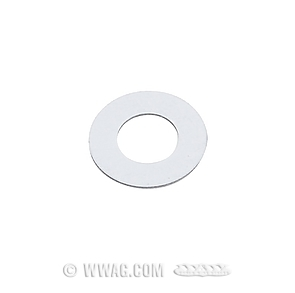 Shims for Chain Oiler Adjuster Screw