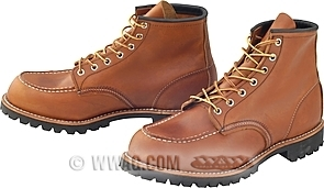 Red Wing 8146/8147 Moc Toe Boots