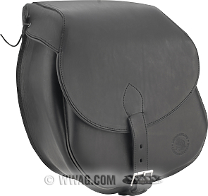 Lejonkulan Nightstar Saddlebag