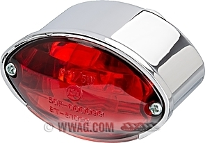 Micro Cat Eye Taillights