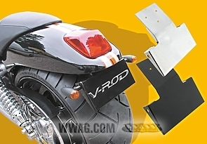License Plate Bracket V-Rod and Street-Rod