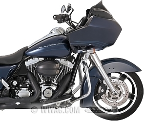Vance & Hines Power Duals Header Pipes