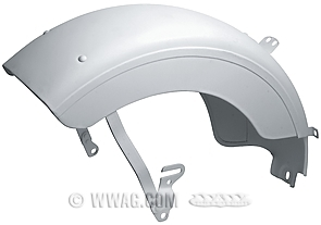 Cal Bobber Rear Fenders for 45cui Models