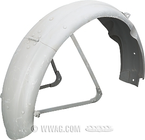 Rear Fenders for V Models 1930-1933