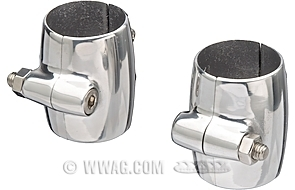 FORK Fork Tube Clamps for Turn Signals