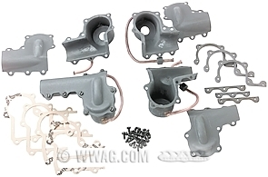 Cups and Covers for Valve Springs/Rocker Arms