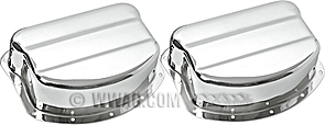 OEM Style Rocker Covers for Panhead