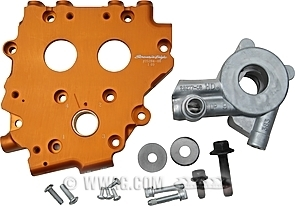 Hydraulic Cam Chain Tensioner Plate Upgrade Kit