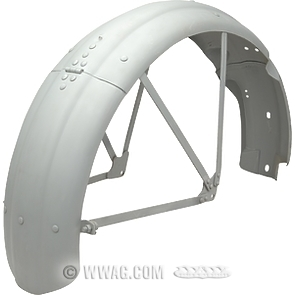 The Cyclery Rear Fenders for IOE Models