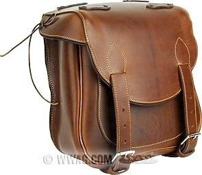Lejonkulan Duke Saddlebag