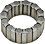 Crankcase Roller Bearings - Big Twin 1936-1954