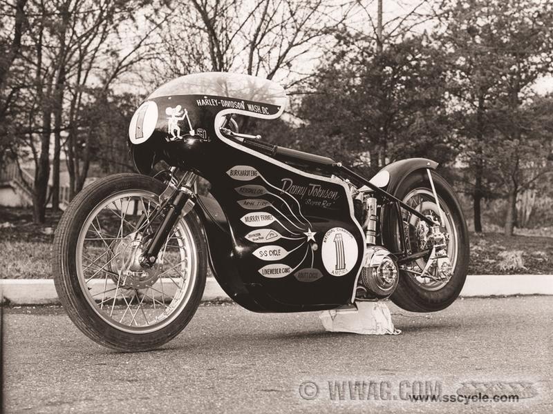 Vintage Mickey Thompson Räder