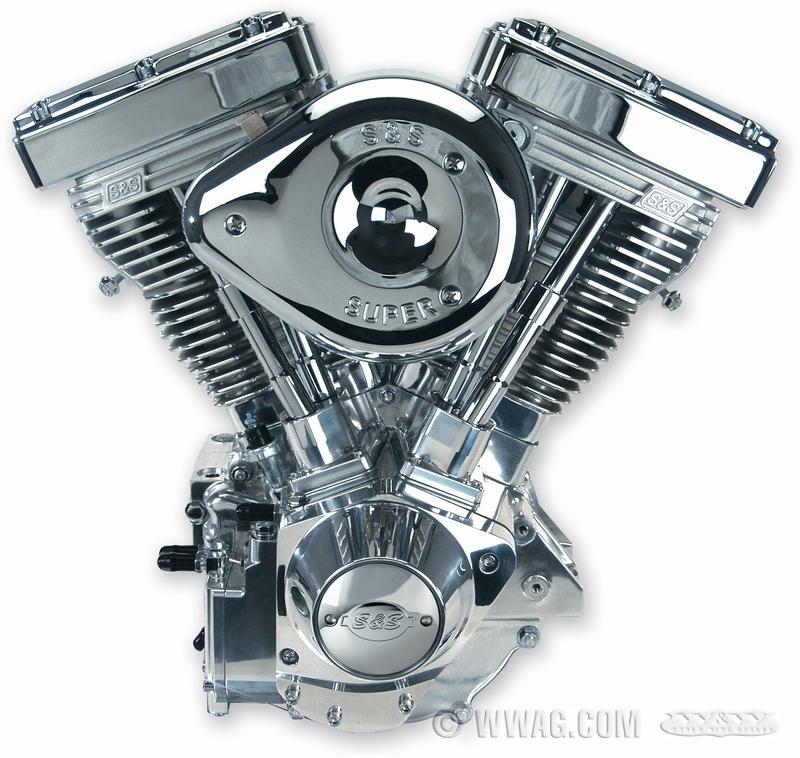 W W Cycles Motor S S V96 Series Evo Style Motoren