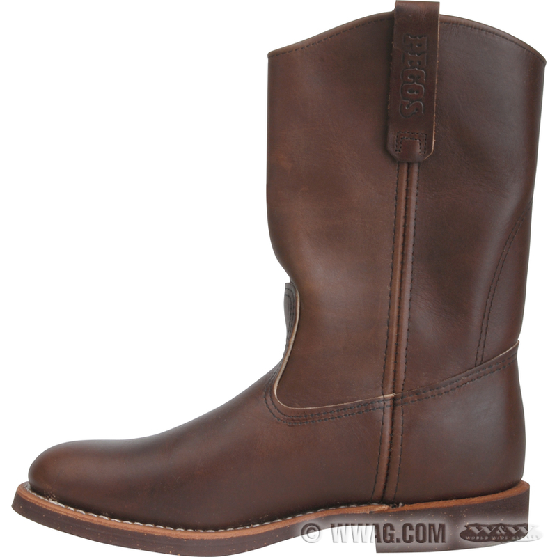 W Amp W Cycles Ropa Y Cascos Gt Botas Red Wing 1178 Pecos