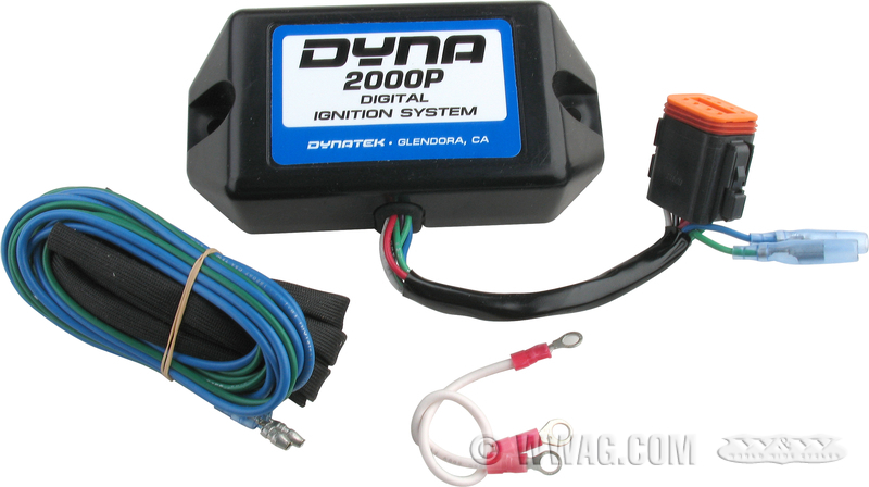 Dyna S Electronic Ignition Installation Instructions Harley