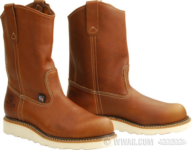Select options to buy. Thorogood Men's American Heritage Roofer Boot