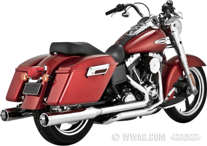 Echappement Cobra Pour Harley Davidson Dyna