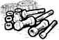 Hardware Kits for Oil Pumps