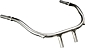 Faber Cycle Handlebars Standard 1915-1918 for IOE Models
