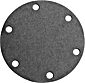 Gaskets for Morris M5 Magneto Drive Gear Access Cover
