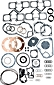 S&S Gasket Kits for Engines: SH Series
