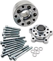 Cannonball Double Flange Hub Adapter Kit