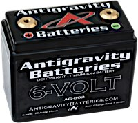 6 V Antigravity AG-802 Lithium Ion Battery