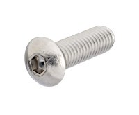 Buttonhead Socket Screws Stainless