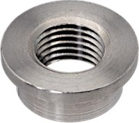Weld-on Threaded Fittings for Gas and Oil Tanks