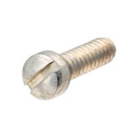 Slotted Fillister Head Screws Cadmium-plated