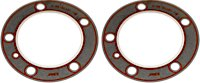 "James Gaskets for Cylinder Head: Shovelhead 3-1/2 "" and 3-7/16 "" Bore"