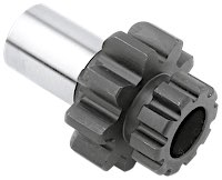Retro Starter Pinion