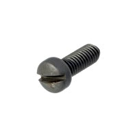 Slotted Fillister Head Screws Parkerized