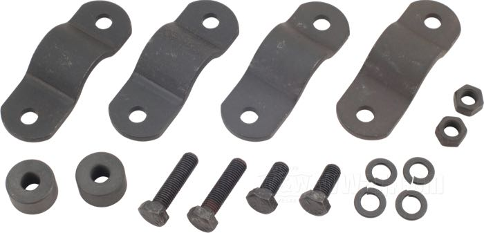 Mounting Clamps for Springer Windshields