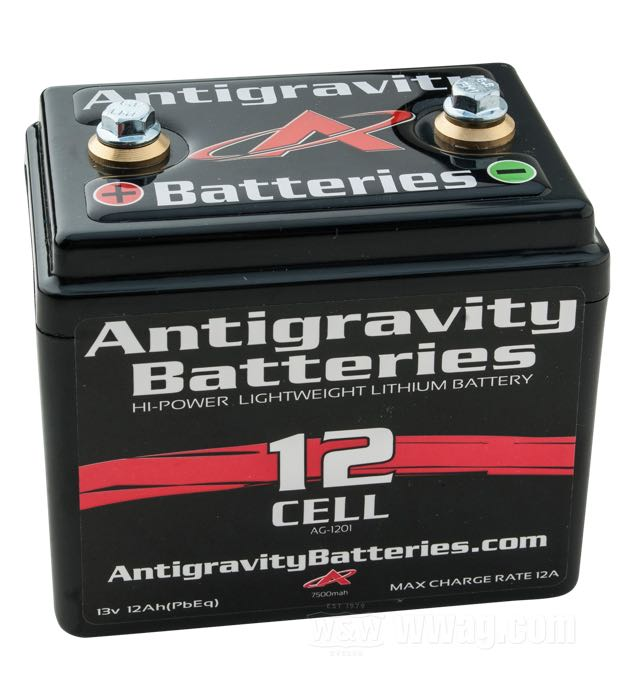 12V Antigravity Small Case Lithium Ion Batteries