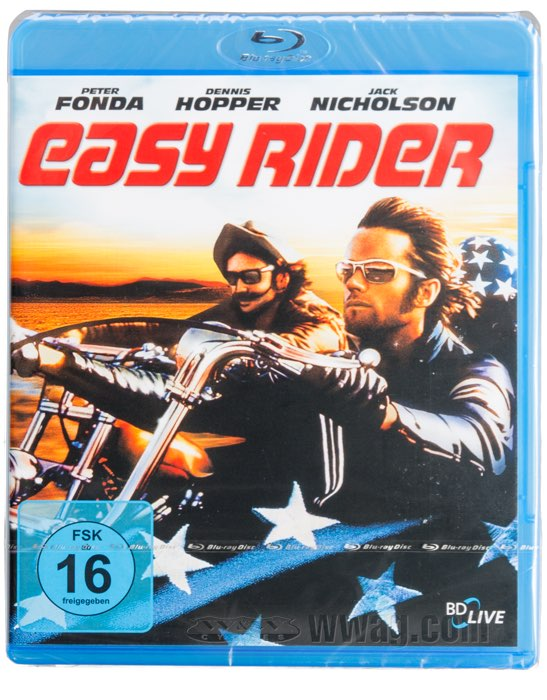 Blu-Ray Disc Easy Rider