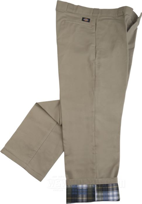 Dickies 2874 O-Dog Traditional Work Pants Lined
