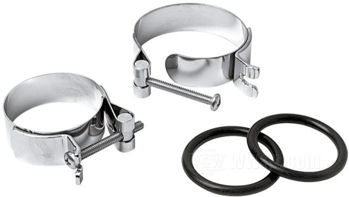 O-Ring Manifold Clamps