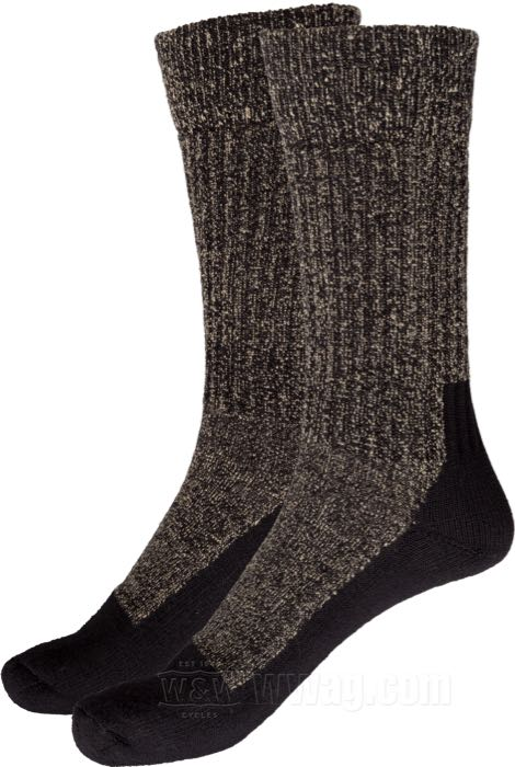 Red Wing Deep Toe-Capped Socks