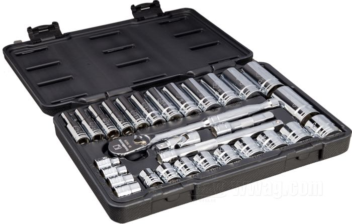 "GearWrench Ratchet and Socket Sets 3/8"" SAE"