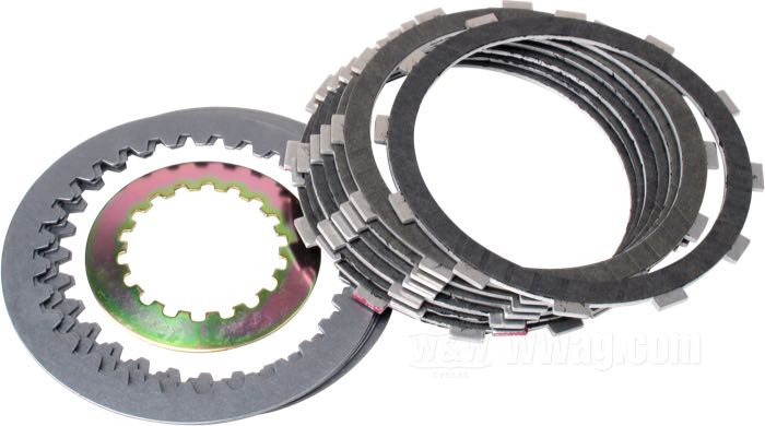 Barnett Clutch Disc Kit