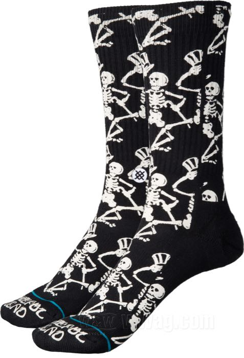 Stance Grateful Skulls Socks