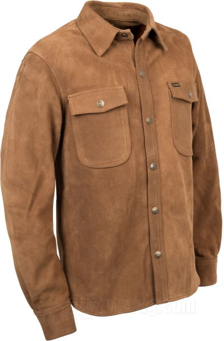 Pike Brothers 1943 CPO Leather Shirt-Jackets