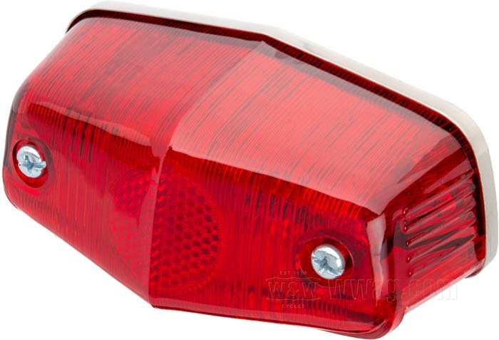 Lucas Type Mini Old Style Taillights