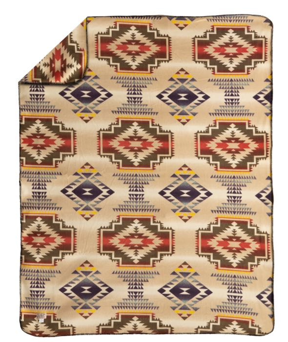 Rockmount Native Pattern Blankets