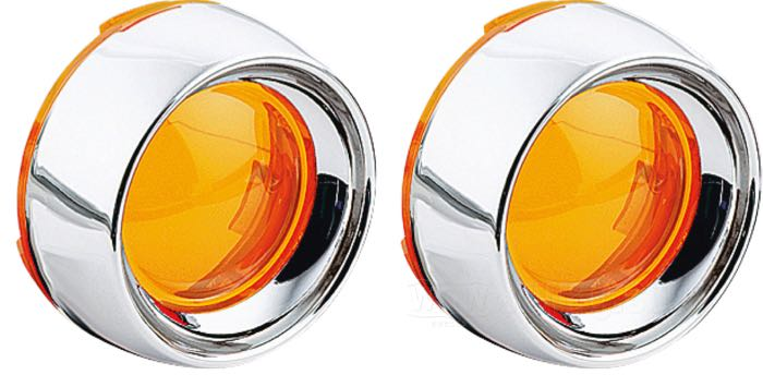 Trim Rings for Turn Signals
