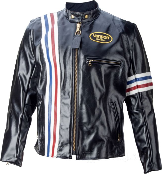 Vanson America Leather Jackets