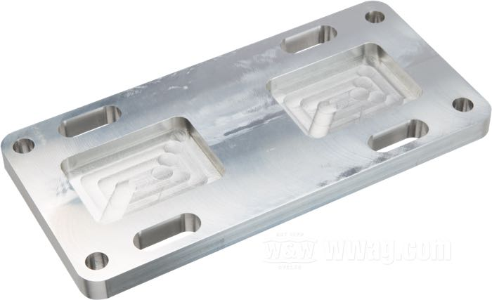 CPV Transmission Base Plates